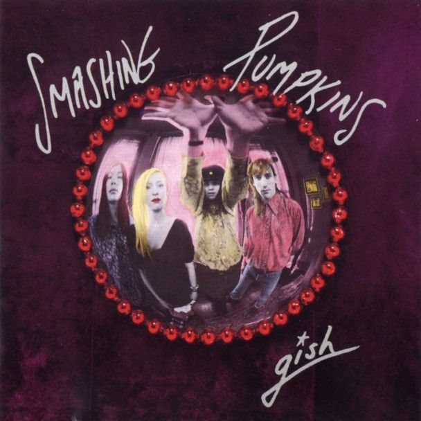 Smashing Pumpkins Gish On 180g Vinyl Lp Com Imagens The