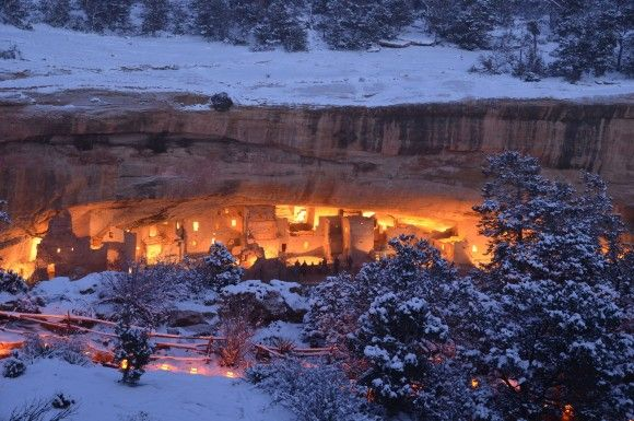 Mesa Verde National Park's Annual Holiday Open House  Photo