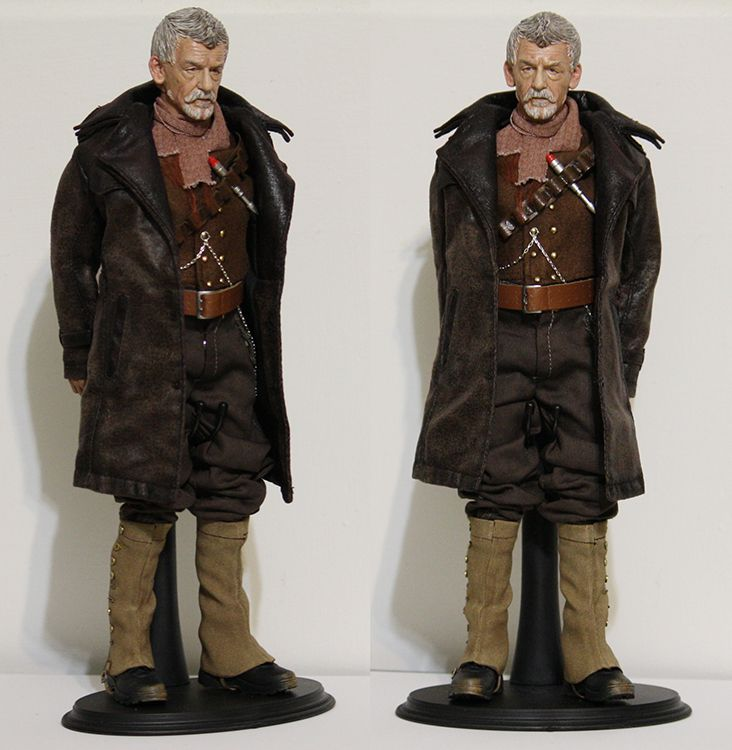 Christopher Eccleston Doctor Who Costume