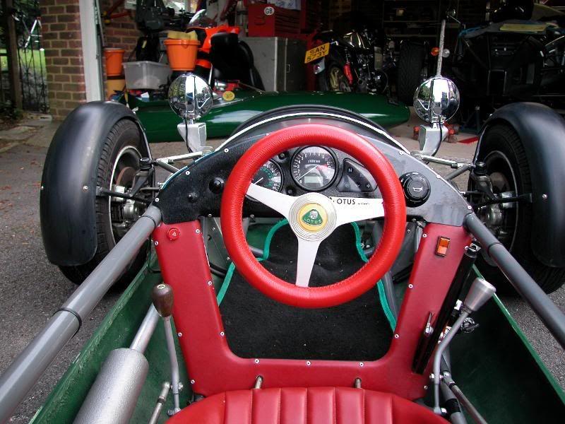 Lotus Type Conceptcarz Classic Formula - Xanthos sports cars