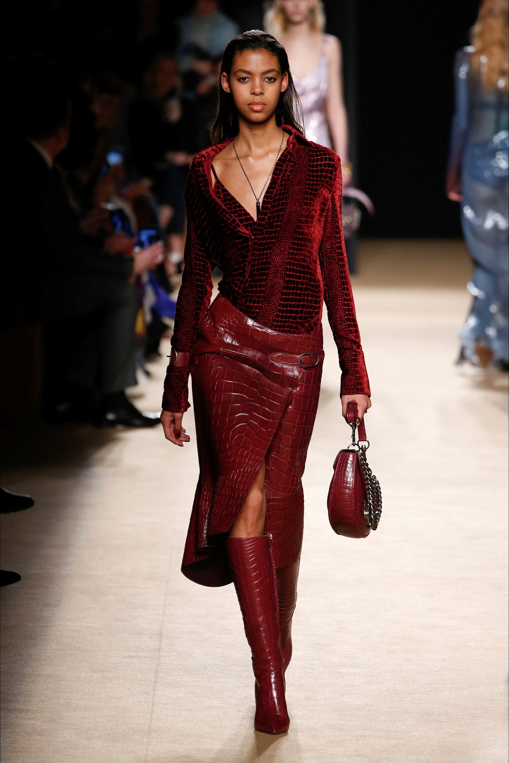 Alberta di philosophy ferretti fall runway review recommendations dress in autumn in 2019