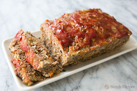 Classic Meatloaf Best Ever Recipe Homemade Meatloaf Classic Meatloaf Recipe Recipes