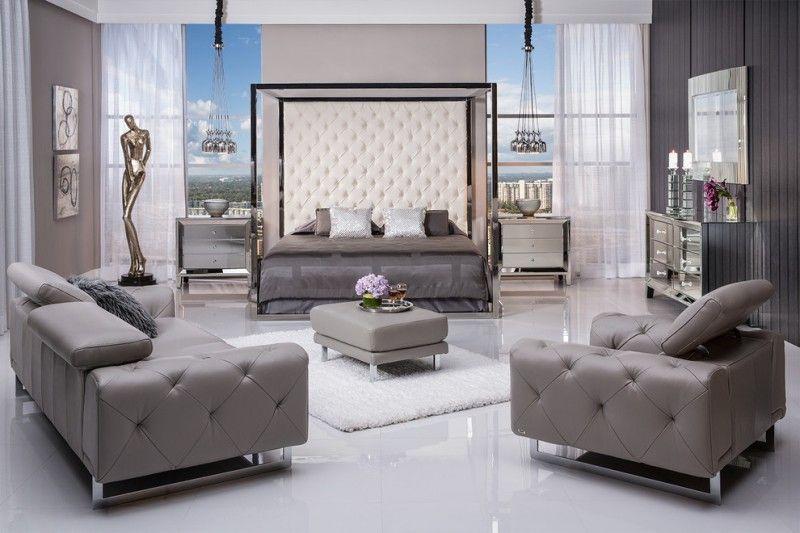 Modern King Size Bedroom Sets For Majestic Bedroom Living Room