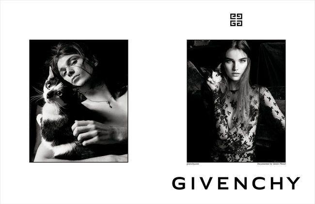 Givenchy dévoile la première campagne mixte de Clare Waight Keller - Actualité : Campagnes (#848881)