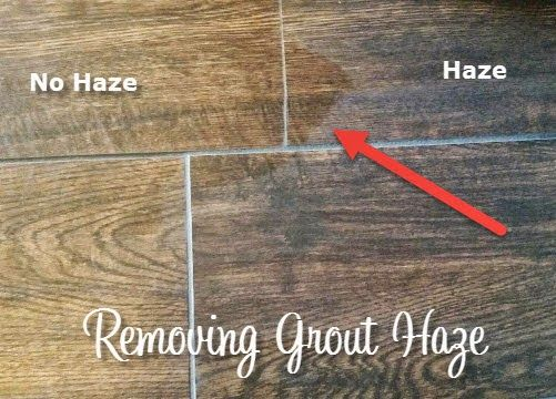 Tile Grout Stain Remover