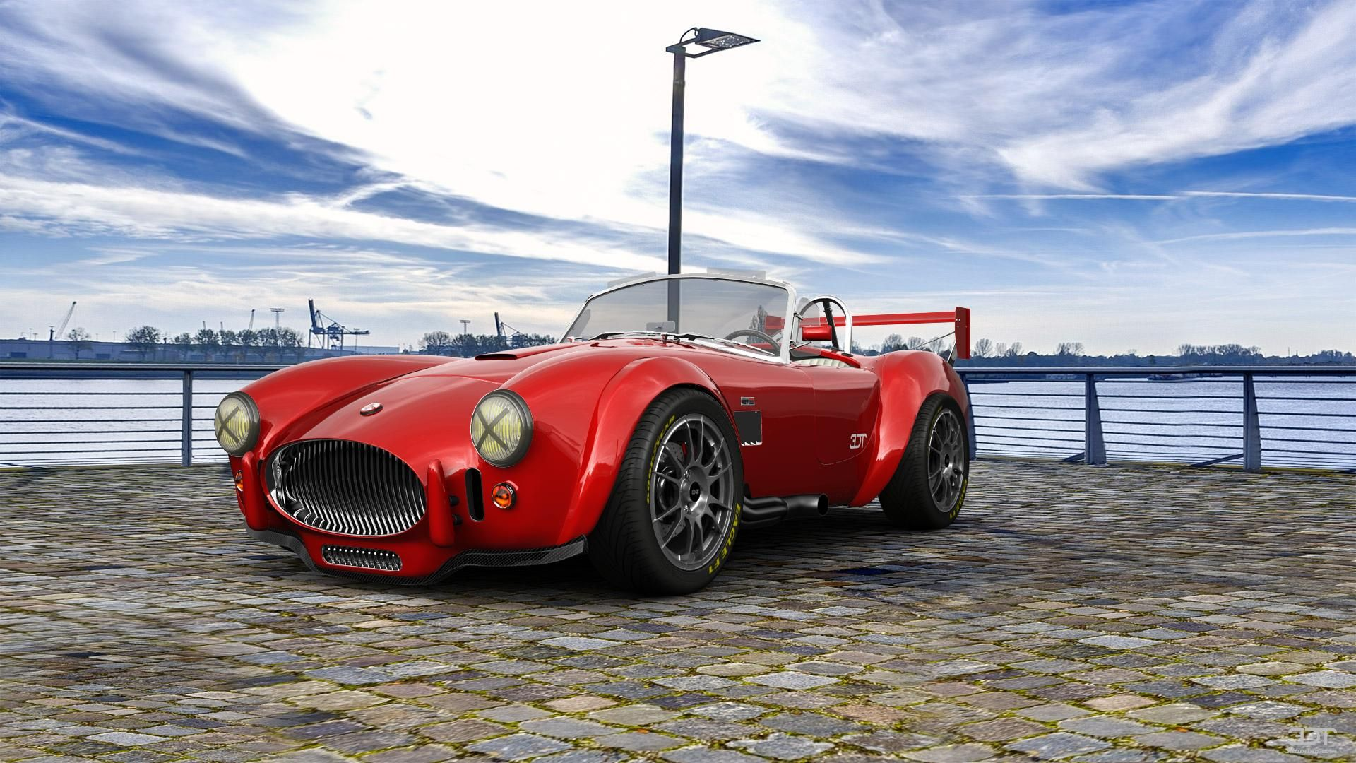 Checkout my tuning Ford ShelbyCobra 1961 at 3DTuning