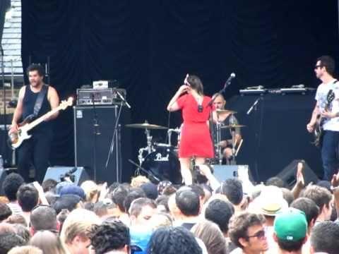 Pitty - Mascara Ao Vivo - Central Park, NYC + Homenagem a Amy Winehouse