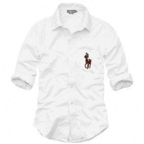 Ralph Lauren Homme T shirt Pony Polo Usa Flag Bleu Acier