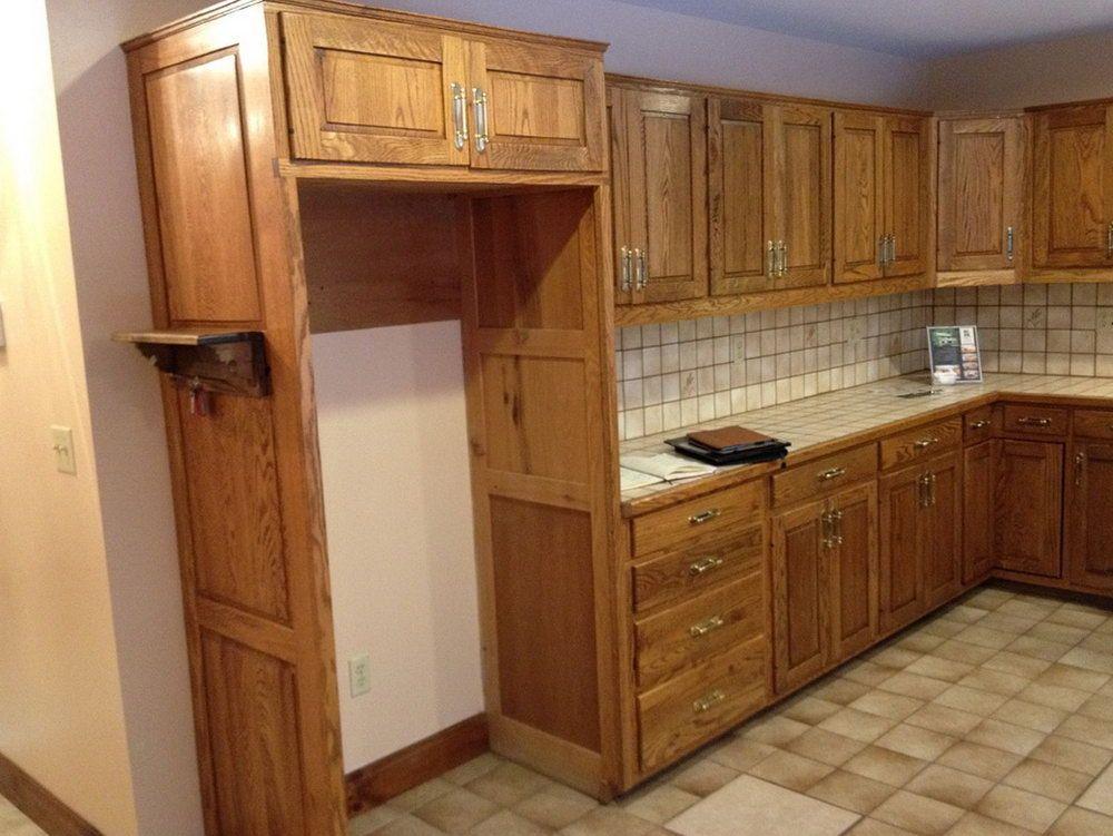Nickbarron Co 100 Unfinished Oak Kitchen Cabinets Images My Blog Best Bathroom Ideas Http Bi Oak Kitchen Cabinets Kitchen Humor Kitchen Cabinets Home Depot
