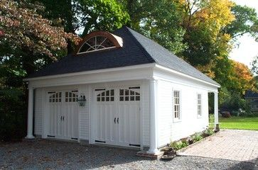 Garage outside Boston - traditional - garage and shed - boston - Cabot Building \u0026 Design & Garage outside Boston - traditional - garage and shed - boston ...