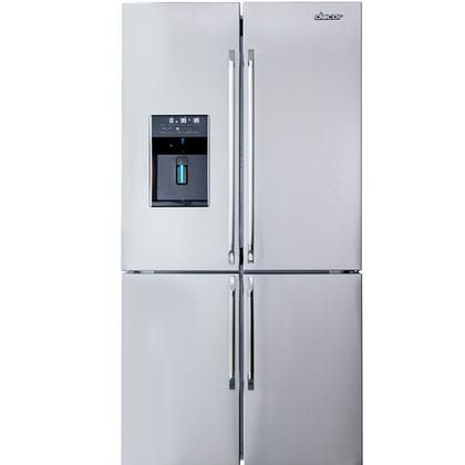 DTF364SIWS | French door refrigerator, French doors ...