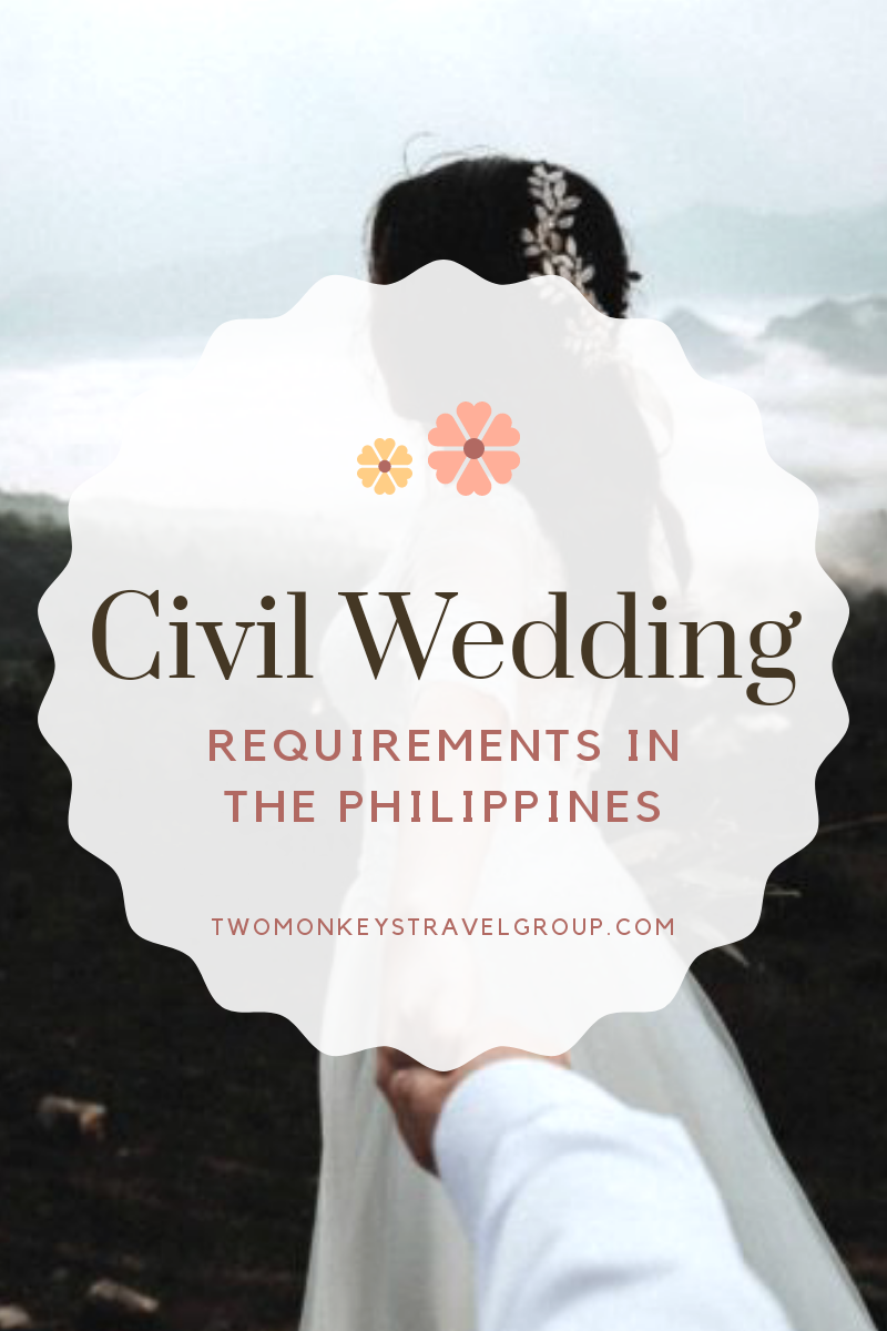 Civil Wedding Requirements How to Get Married in the