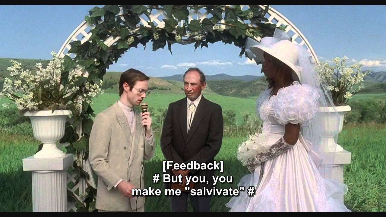 Napoleon Dynamite Kip S Wedding Song To Lafawnduh Hahaha This Is Pretty Hilarious For Eugenelee And Sarahpor Napoleon Dynamite Napoleon Songs
