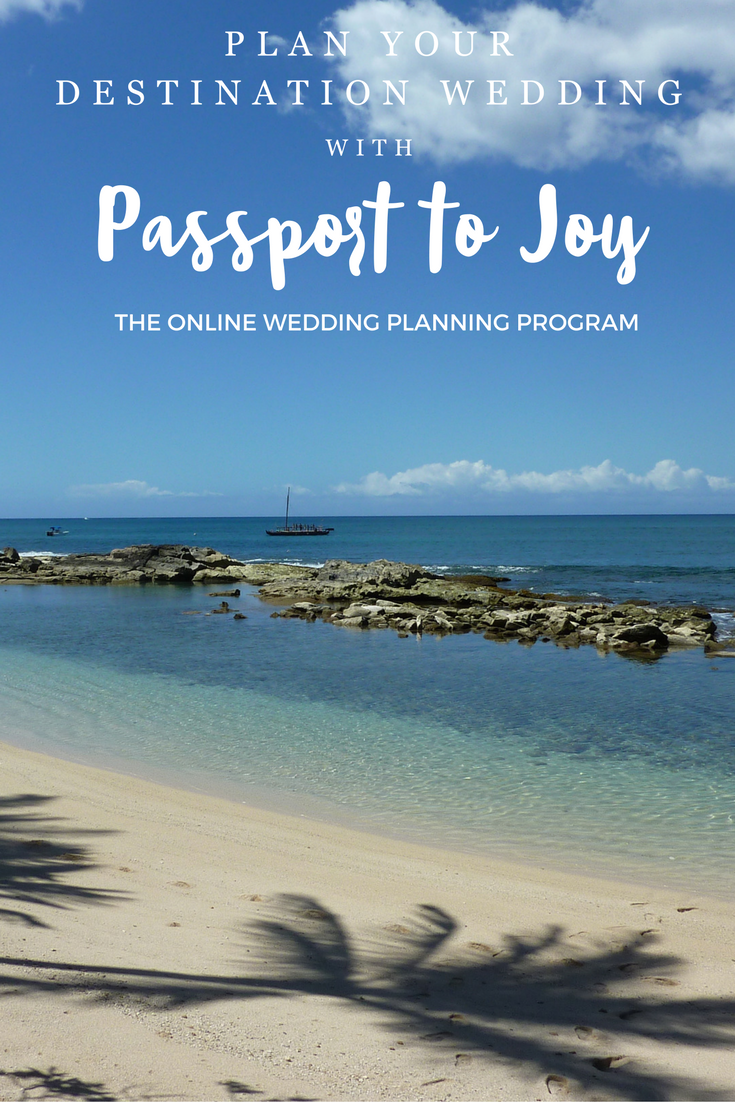 Planning a wedding how to get started