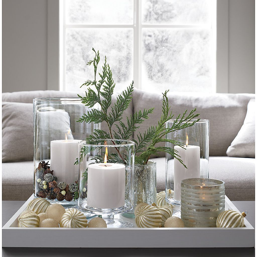 Beautiful Coffee Table Decoration Ideas For Your Christmas ...