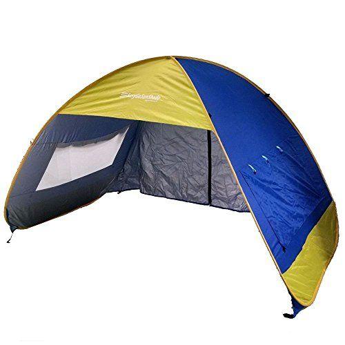 Easygo Sun Shade Instant Pop Up Family Beach Tent