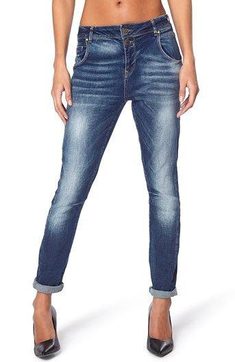 Mega seje ONLY Jeans Lise M?rkebl? ONLY Underdele til Dame i lækker kvalitet