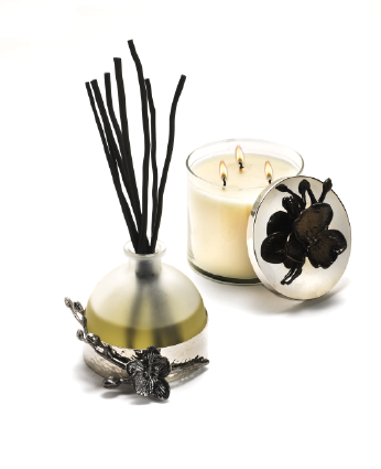 Michael Aram: A Fragrance Diffuser That Doubles As A Decorative Table  Piece. Black OrchidHostess ...