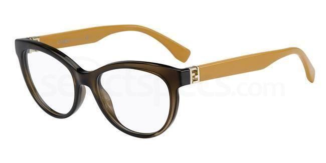 Fendi FF 0008 glasses. Free lenses & delivery | OmniOptics Canada