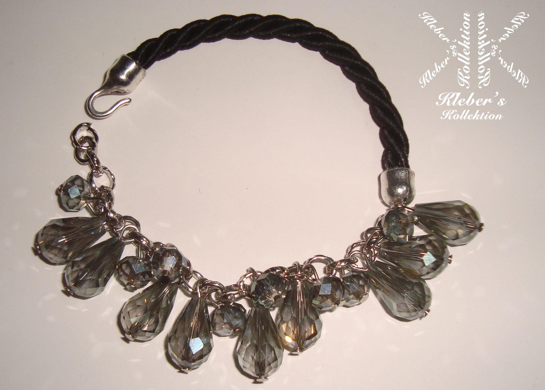 nada mas elegante que los cristales bien pulidos. #fashion #bracelets #crystals #KK #DIY #moda #bijoux