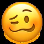 Woozy Face Stiker Gambar Lucu