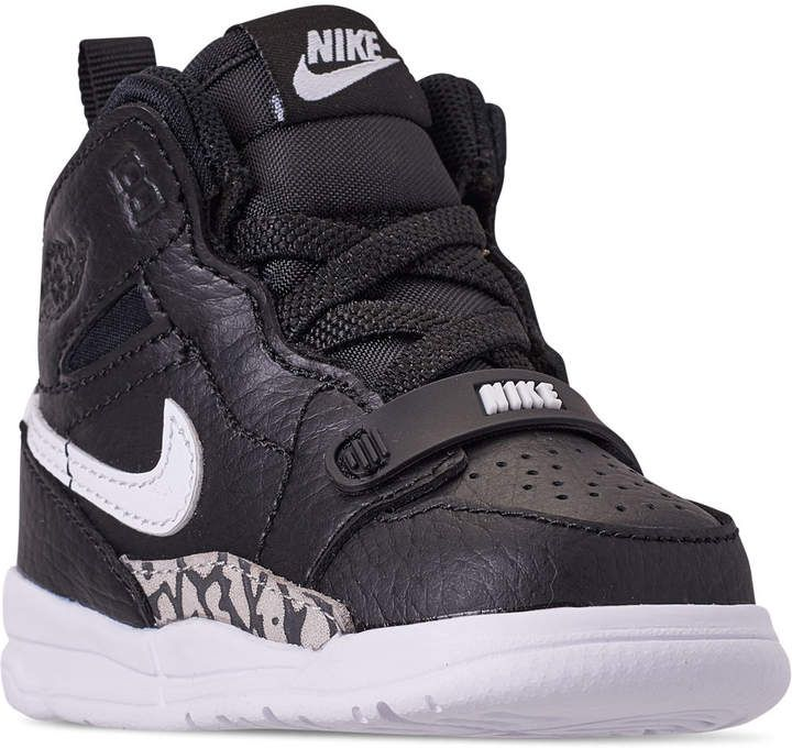 new arrival eb59e cecfa Nike Boys' Toddler Air Jordan Legacy 312 Off-Court Shoes ...