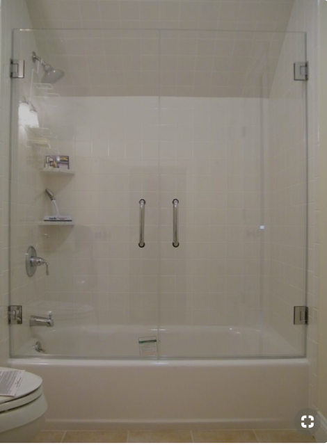 Pin By Kate Wafer On Bath Bathtub Shower Doors Tub With Glass Door Tub Shower Doors