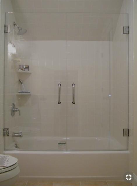Pin By Kate Wafer On Bath Bathtub Shower Doors