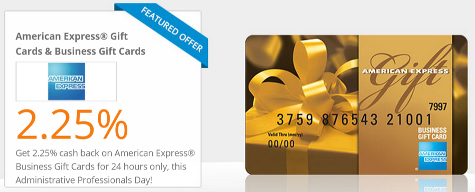 American Express Gift Card Vs American Express Business