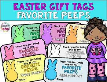 Favorite peeps editable easter gift tags easter elementary favorite peeps editable easter gift tags negle Image collections