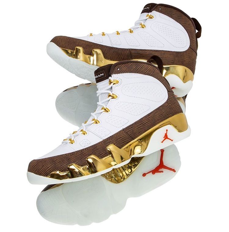 "official photos f2cc3 66e06 Air Jordan 9 ""MOP Melo"" 