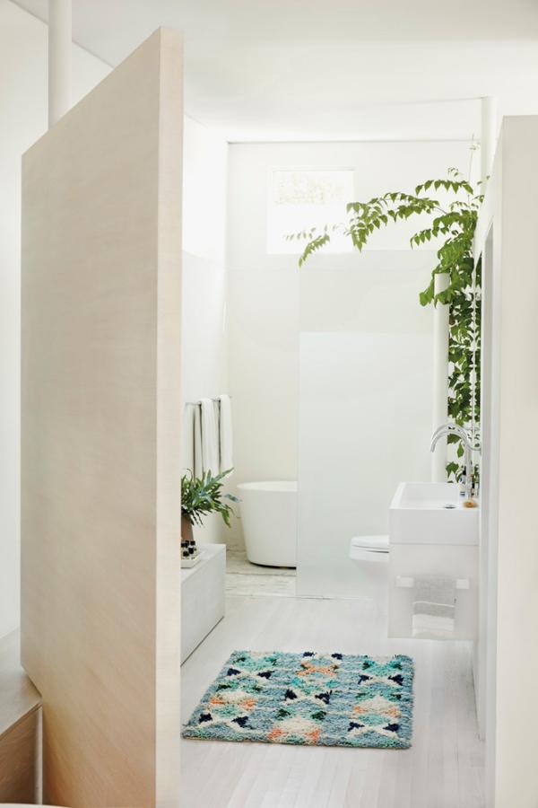 Acertada combinación   Estilo de baño, Baños interiores ...