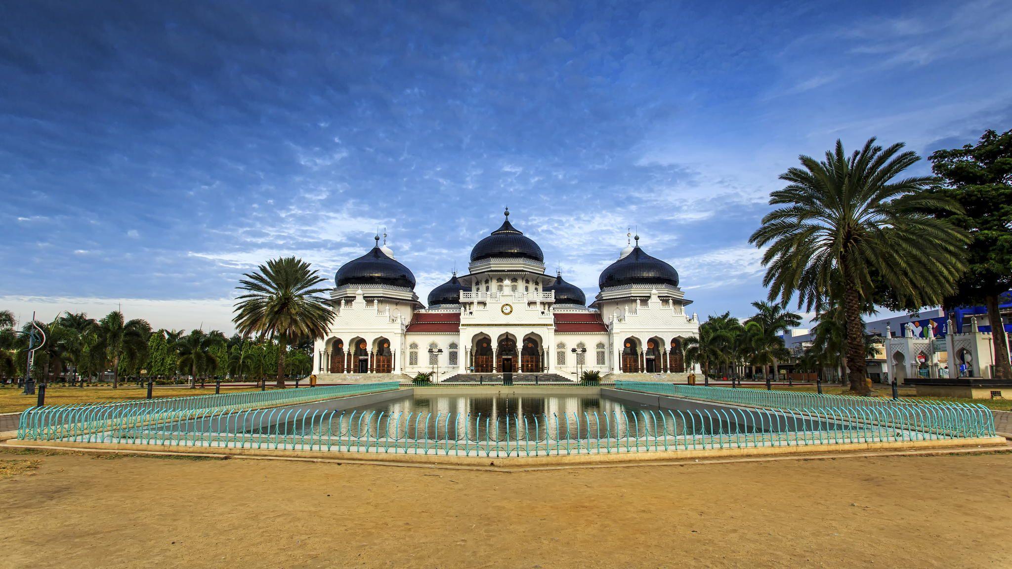 Baiturrahman by Muhammad Suhada on 500px Travel to
