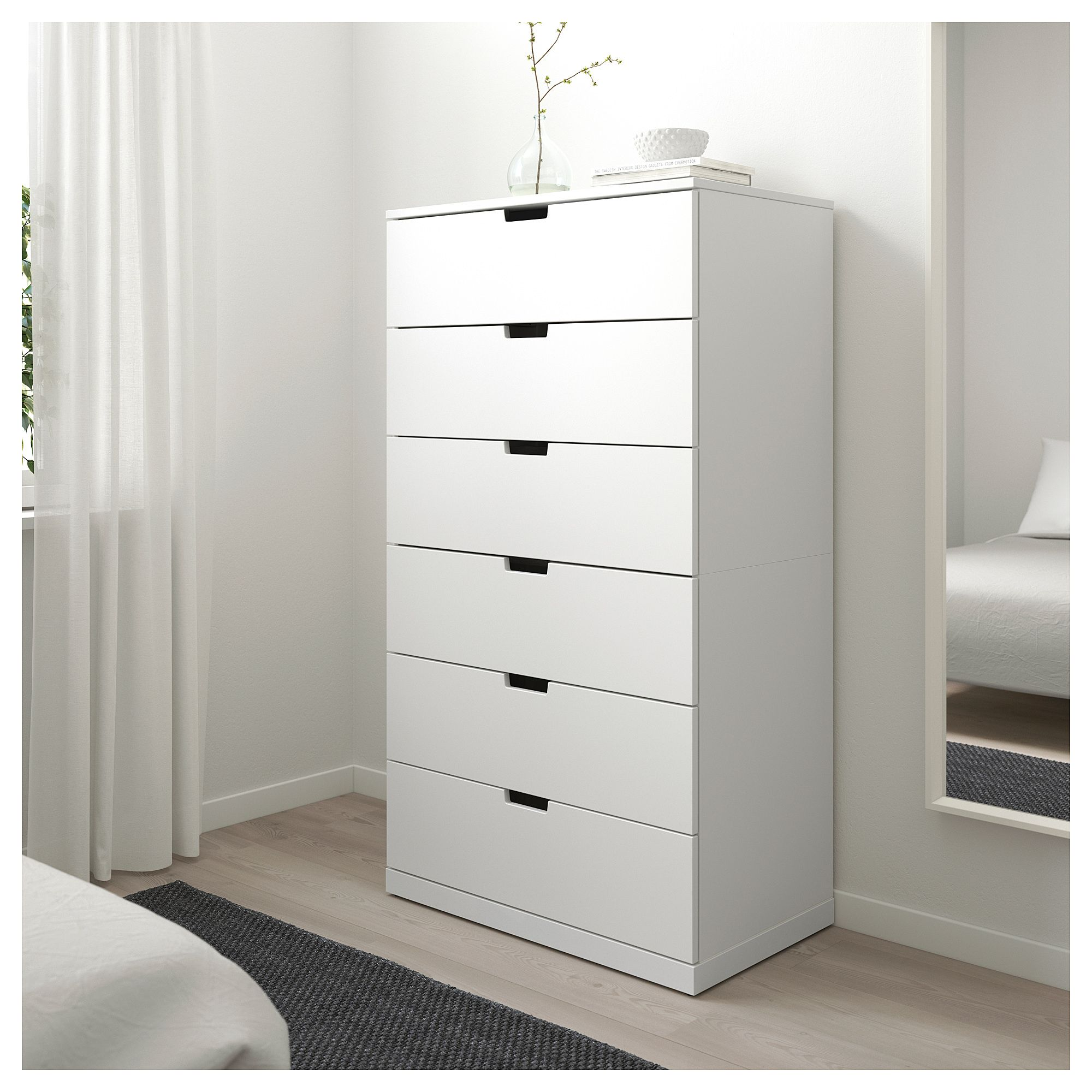 Furniture Home Furnishings Find Your Inspiration Ikea Chest Of Drawers Ikea Nordli 6 Drawer Chest [ 2000 x 2000 Pixel ]