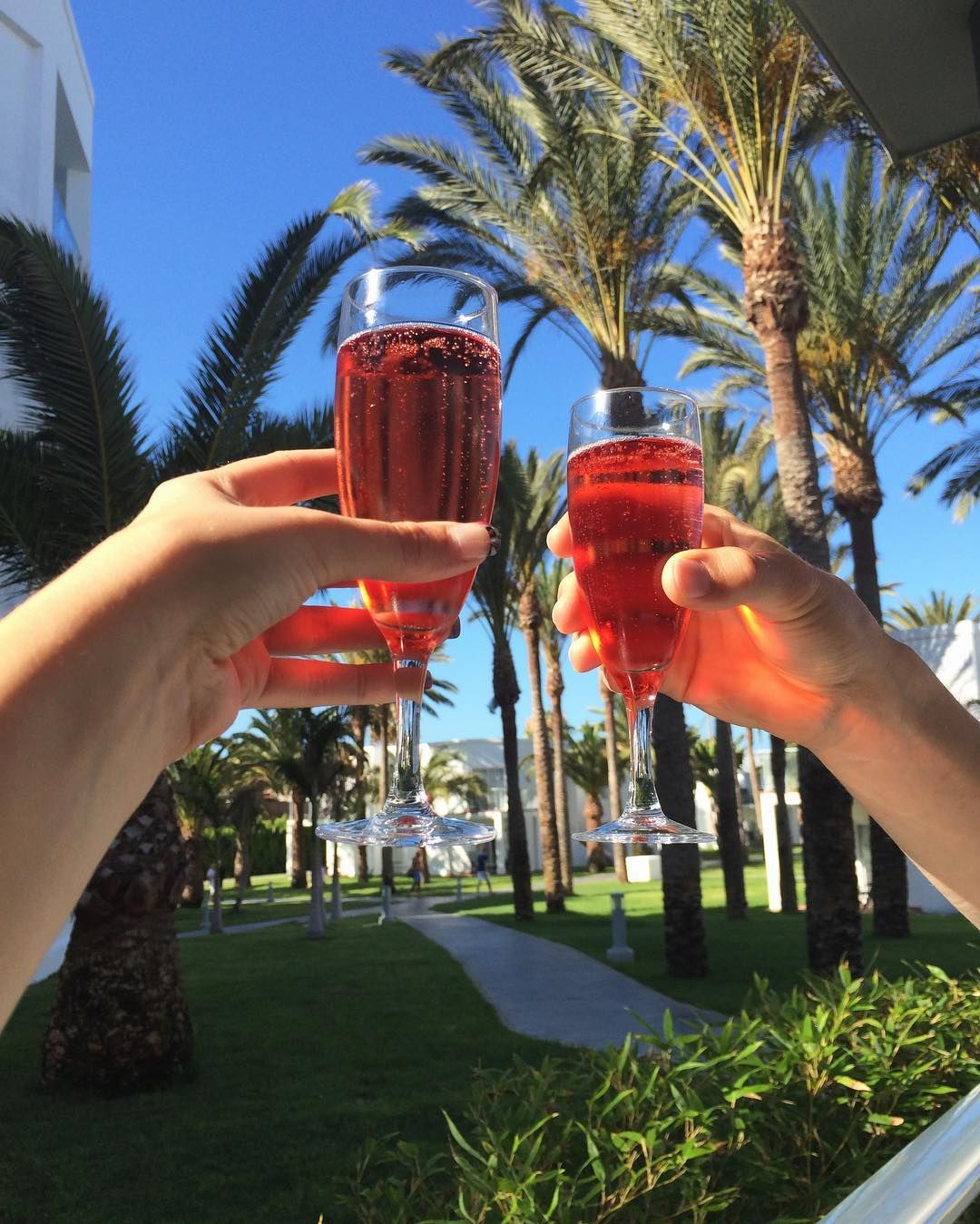 Cheers from Riu Palace Meloneras - Hotel in Gran Canaria, Spain