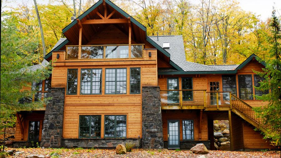 10 Of The Best Log Cabin Kits To Buy And Build Log Cabin Kits Tiny Log Cabins Small Log Cabin