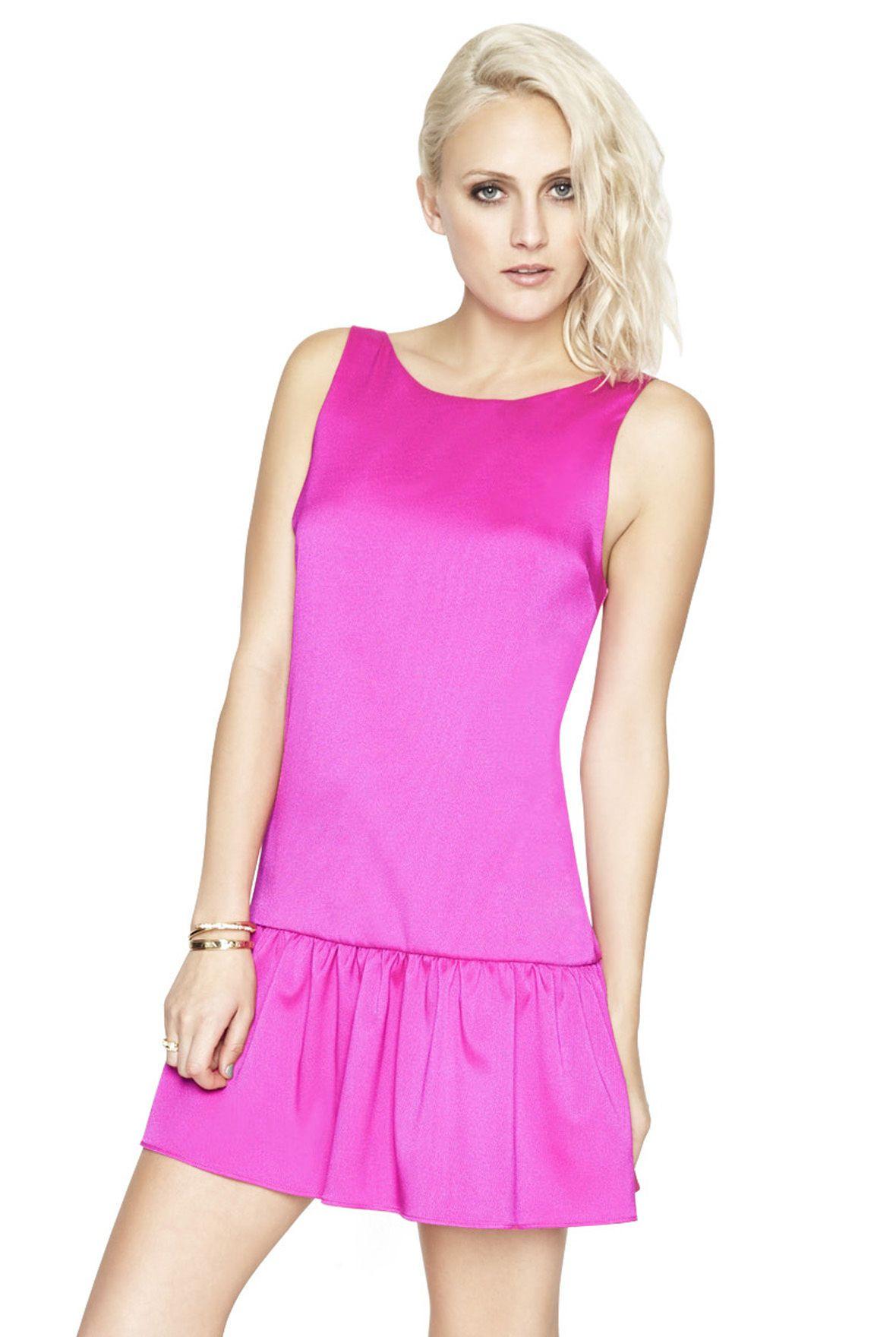 Full-Skirt Shift Dress | My Stylishousness | Pinterest