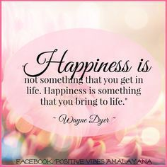 Happiness is a Choice, So Choose It!