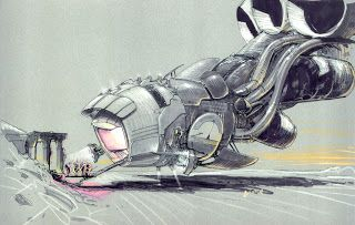 Film Art For Sale : Luc Besson's The Fifth Element (1992-1995) artwork by sylvain despretz