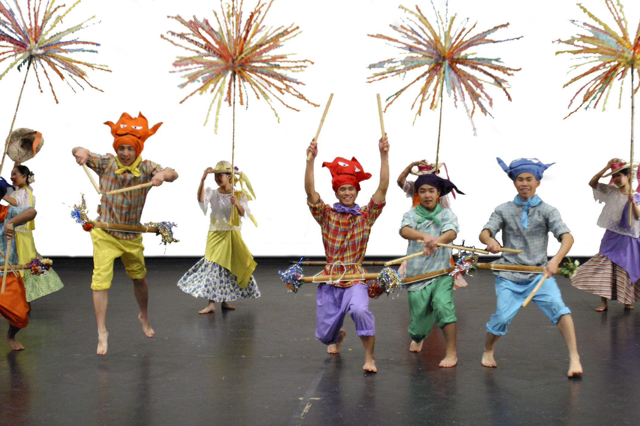 Parangal dance company philippine folk dance - Hiyas Philippine Folk Dance Company