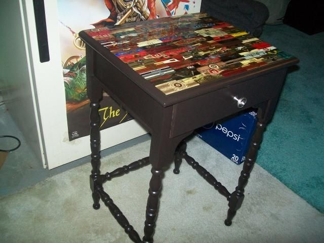 Cigar Band Table Image Heavy Puff Discussion Forums