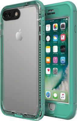 best service a567b 021c5 LifeProof NÜÜD Case for iPhone 7 Plus, Turquoise | Products ...