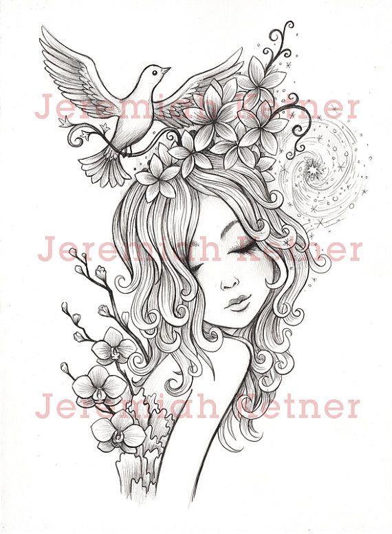 Spirals - Digital Coloring Page | Pinterest | Espirales, Colorear y ...