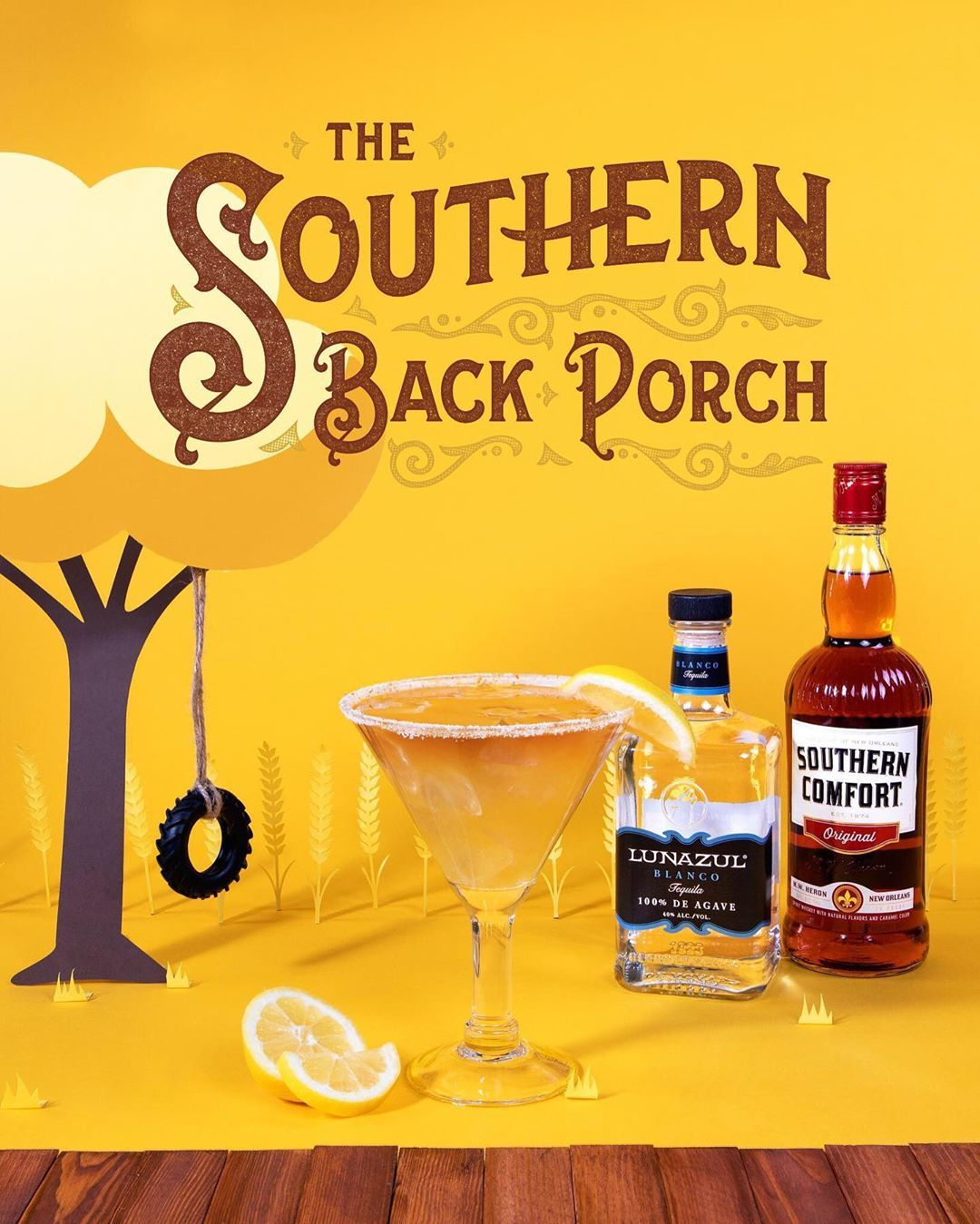 Chili S 5 Southern Back Porch Margarita Of The Month Is About As