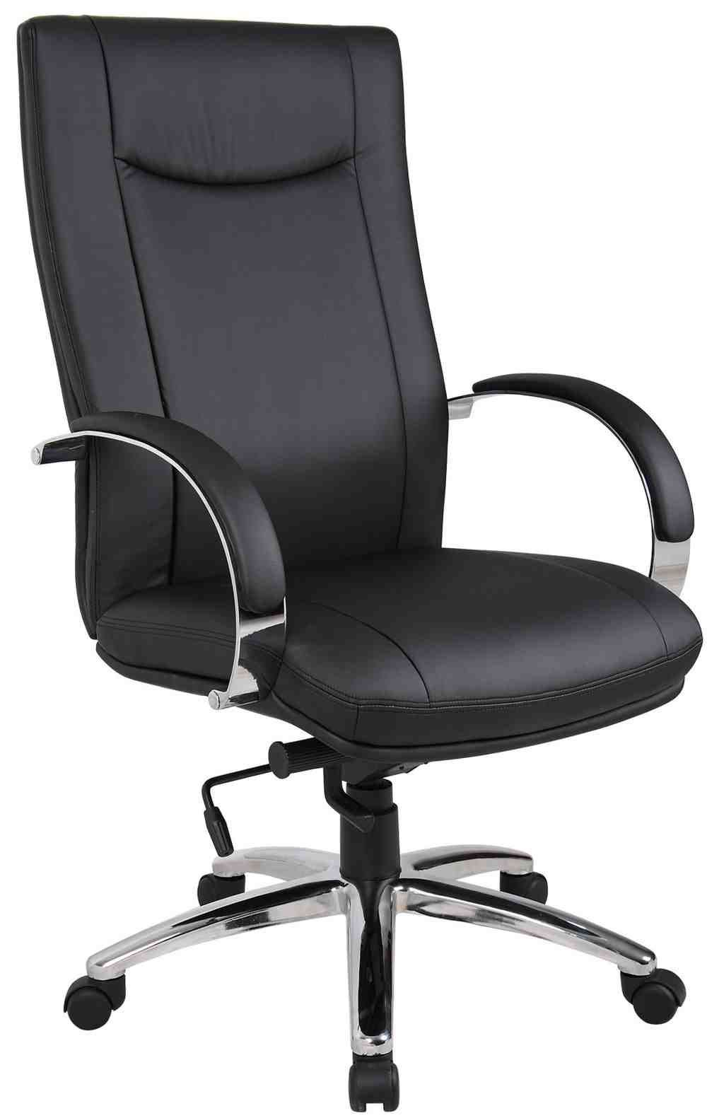 Genuine Leather Office Chair Leather Office Chair Best Office Chair Office Chairs Canada