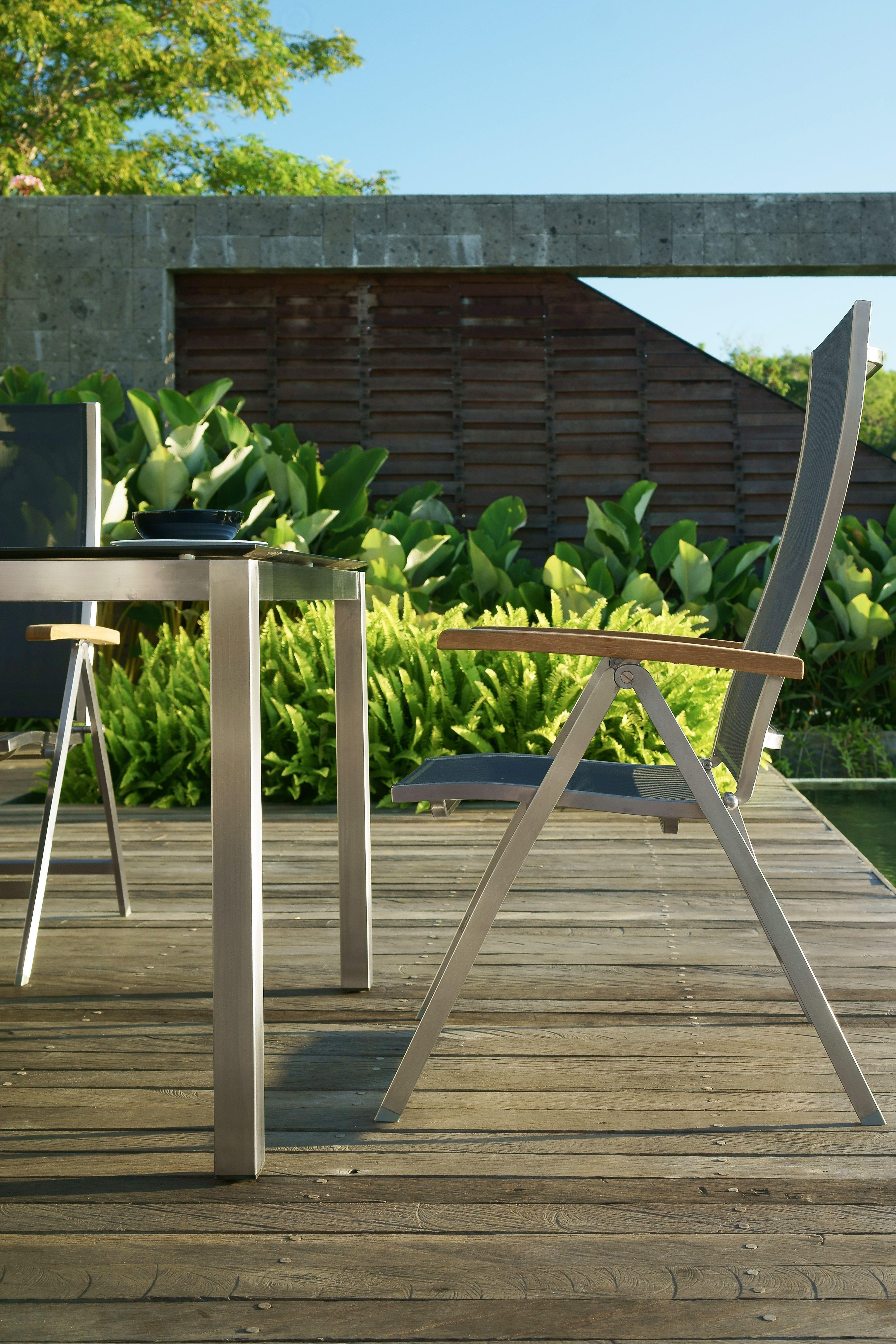 Zebra Sessel One Outdoor Dekorationen Aussenmobel Gartenstuhle
