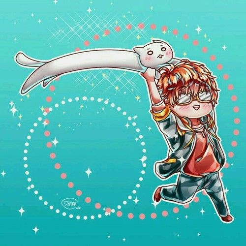 Image about boy in Mystic messenger💭 by Fujo~