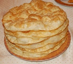 Казахские лепешки Ак-Нан   Лепешки, Национальная еда и ...