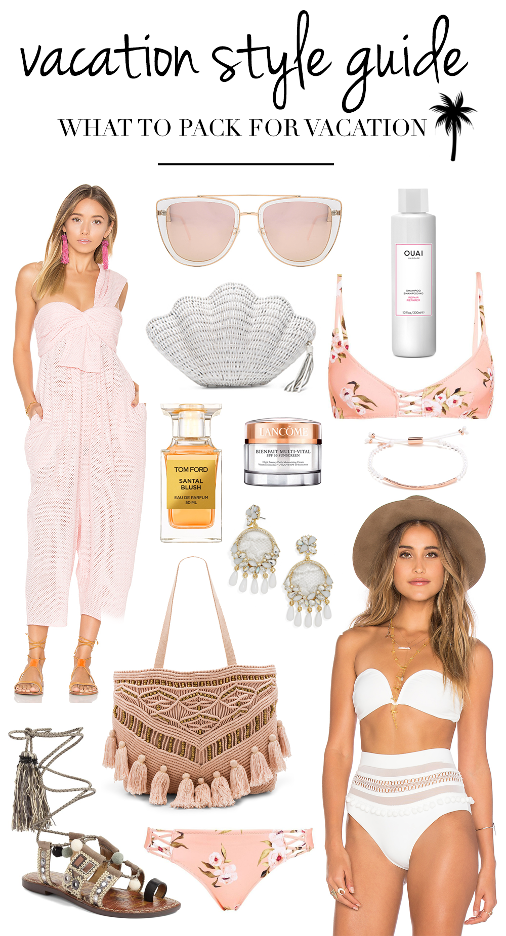 The Ultimate Vacation Style Guide