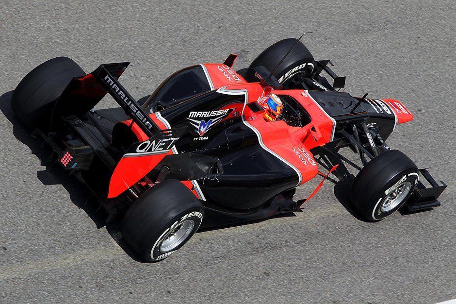 2012 mid season test at Mugello.